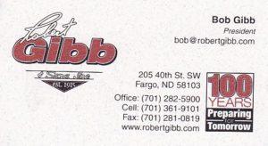 Bob Gibb