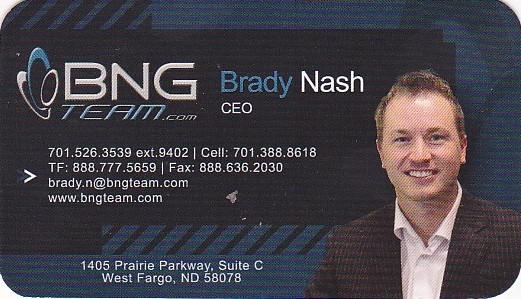 Brady Nash