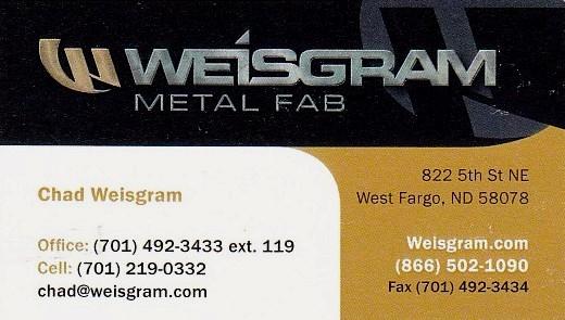 Chad Weisgram