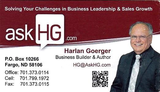 Harlan Goerger