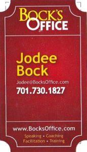 Jodee Bock