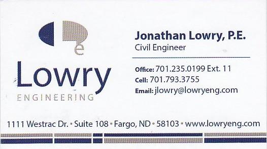 Jonathan Lowry