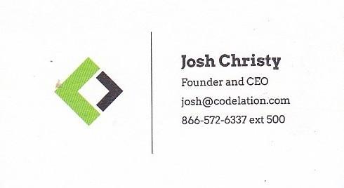 Josh Christy