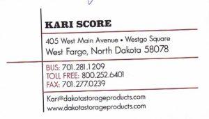 Kari Score