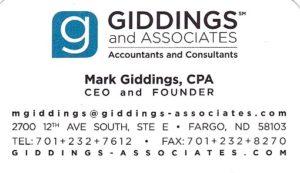 Mark Giddings