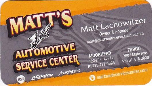 Matt Lachowitzer
