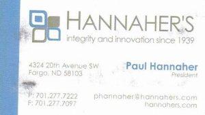 Paul Hannaher