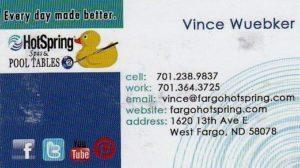 Vince Wuebker