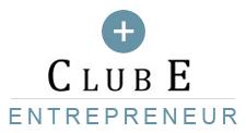 CLUB E logo