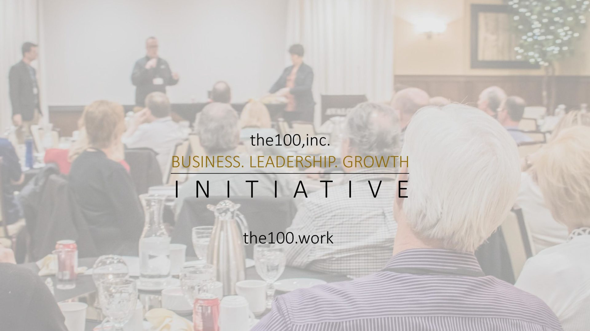 the100, inc. | Fargo, North Dakota | est. 2016