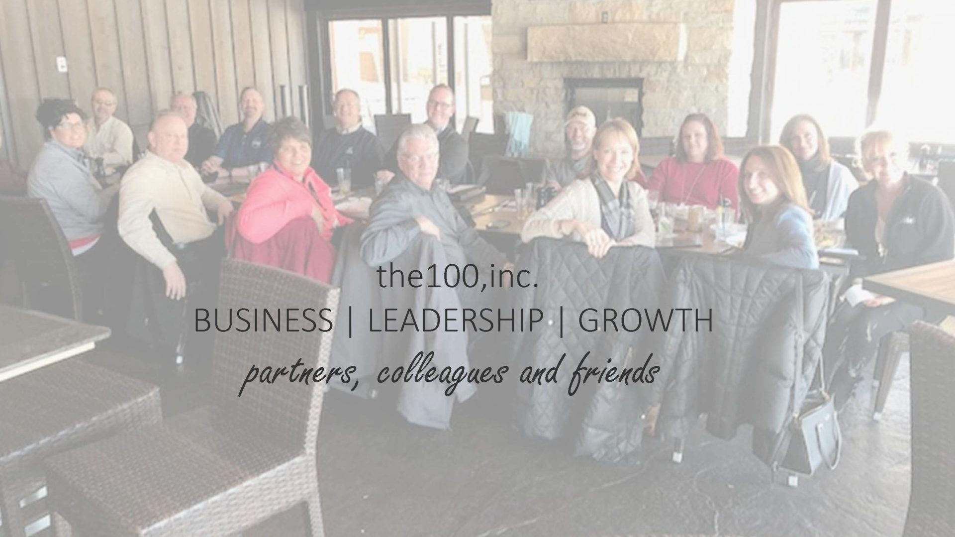 the100, inc. Business Initiative