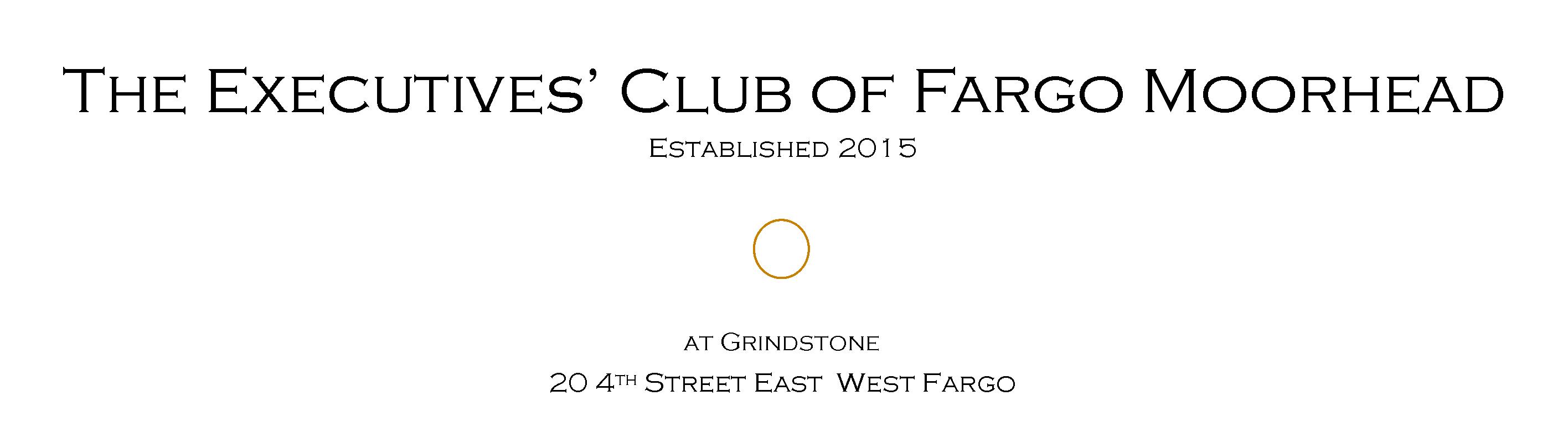The Executives' Club of Fargo-Moorhead